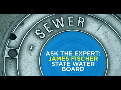 Recorded Webinar: State Water Board's Jim Fischer on Sewer System Best Practices