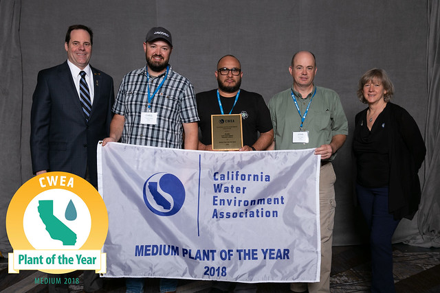 Medium Plant of the Year: Jacobs, South County Regional Wastewater Authority